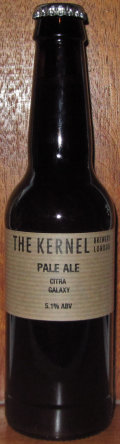 The Kernel Pale Ale Citra Galaxy - American Pale Ale