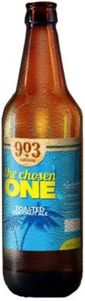 903 Chosen One Coconut Ale