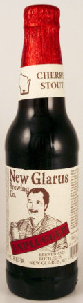 New Glarus Unplugged Cherry Stout