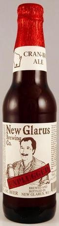 New Glarus Unplugged Wisconsin Cran-bic