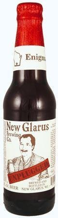 New Glarus Unplugged Enigma 5.5% (2010)