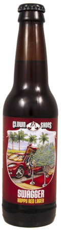 Clown Shoes Swagger Hoppy Red Lager