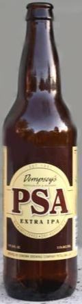 Dempseys Petaluma Strong Ale