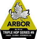 Arbor Triple Hop #09 Chinook-Columbus-Experimental 366