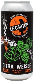 Le Castor Citra Weisse