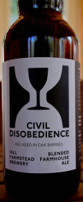 Hill Farmstead Civil Disobedience (Release 6) - Saison