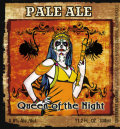 Dia De Los Muertos Queen of the Night Pale Ale