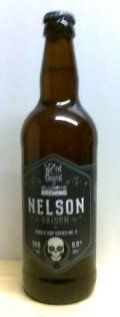 Weird Beard / Elusive Single Hop Series No 2: Nelson Saison
