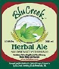 BluCreek Herbal Ale - Spice/Herb/Vegetable