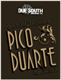 Due South Apple Brandy Barrel Aged Pico Duarte