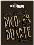 Due South Pico Duarte Imperial Stout - Apple Brandy Barrel