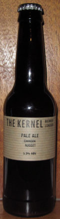 The Kernel Pale Ale Chinook Nugget - American Pale Ale