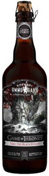 Ommegang Game Of Thrones #2 - Take the Black Stout - Stout