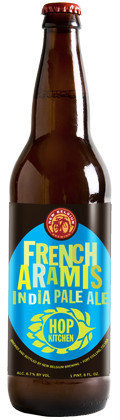 New Belgium Hop Kitchen  #2 - French Aramis India Pale Ale
