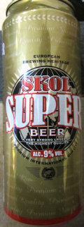 Skol Super - Strong Pale Lager/Imperial Pils