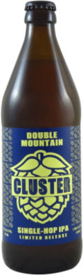 Double Mountain Cluster Single-Hop IPA