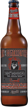 He�Brew Death of a Contract Brewer - Black IPA