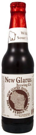 New Glarus Thumbprint Series Wild Sour Ale - Sour Red/Brown