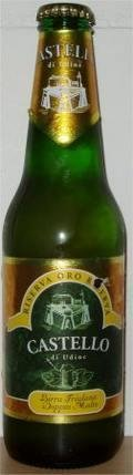 Castello Birra Lager Doppio Malto - Imperial Pils/Strong Pale Lager