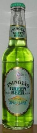 Tsingtao Green Beer