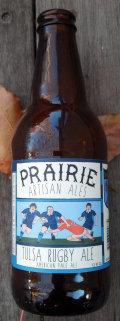 Prairie Artisan Ales Tulsa Rugby Ale