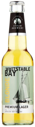 Shepherd Neame Whitstable Bay Blonde Lager - Premium Lager