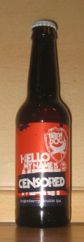 BrewDog Hello, My Name is Mette Marit (Censored)