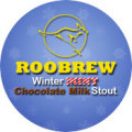 RooBrew Winter Mint Chocolate Stout - Stout