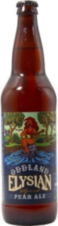 Elysian Oddland Series #02: Spiced Pear Ale