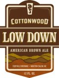Foothills Cottonwood Low Down Brown Ale