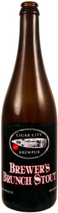 Cigar City Brewpub Brewer�s Brunch Stout