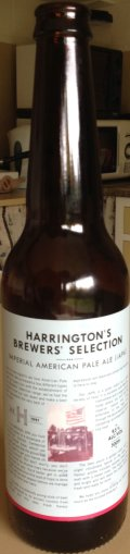Harringtons Brewer�s Selection Imperial APA