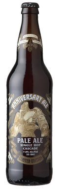 Mendocino 30th Anniversary Pale Ale (Single Hop Cascade)