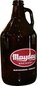 Mayday Talk to the Hand Coffee Stout - Stout