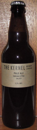 The Kernel Pale Ale Cascade Citra Galaxy - American Pale Ale