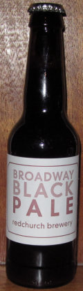 Redchurch Broadway Black Pale