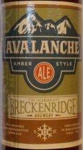 Breckenridge Avalanche Amber