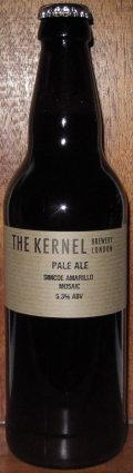 The Kernel Pale Ale Simcoe Amarillo Mosaic - American Pale Ale