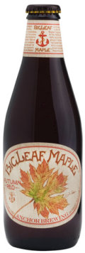 Anchor BigLeaf Maple Autumn Red - Amber Ale