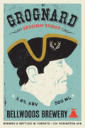 Bellwoods Grognard Session Stout