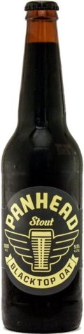 Panhead Black Top Oat Stout