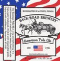 Back Road American Pale Ale