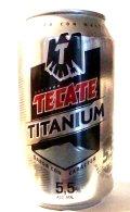Tecate Titanium - Pale Lager