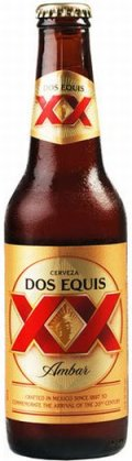 Dos Equis XX Ambar (Amber) - Amber Lager/Vienna