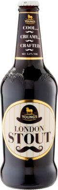 Youngs Oatmeal Stout (London Stout)