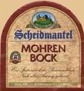 Scheidmantel Mohren Bock