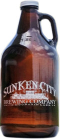 Sunken City Brown Porter