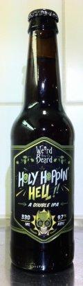 Weird Beard Holy Hoppin Hell Batch 2