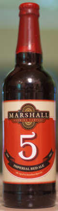Marshall 5 Imperial Red