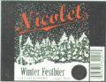 Nicolet Winter Fest Beer - Dunkler Bock